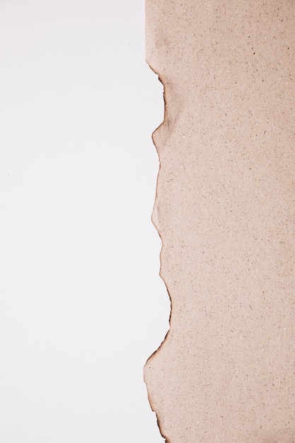 Broken paper texture background Free Photo