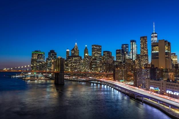 Brooklyn bridge Premium Photo