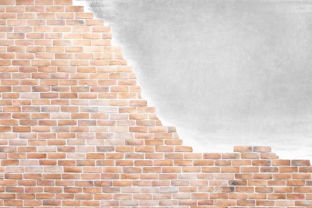 Brown brick wall Free Photo
