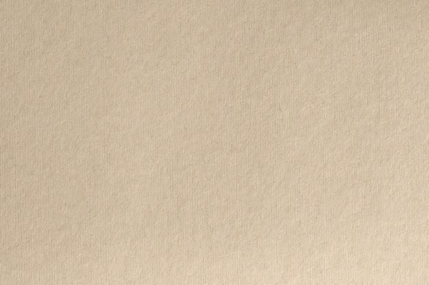紙、抽象的なテクスチャ背景の茶色の段ボールシート Premium写真