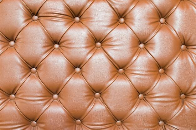 Brown Leather Sofa Texture Background Photo Premium Download