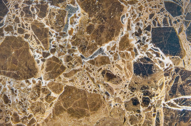 Brown marble pattern textured wall Free Photo