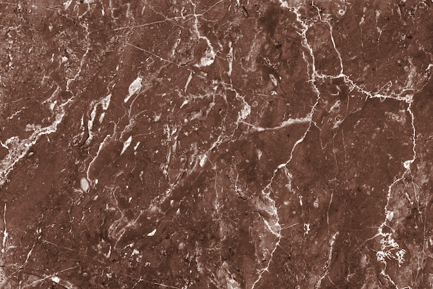 Brown marbled stone texture Free Photo