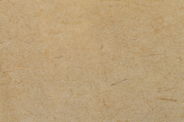 Brown old paper background, thick cardboard, Premium Photo