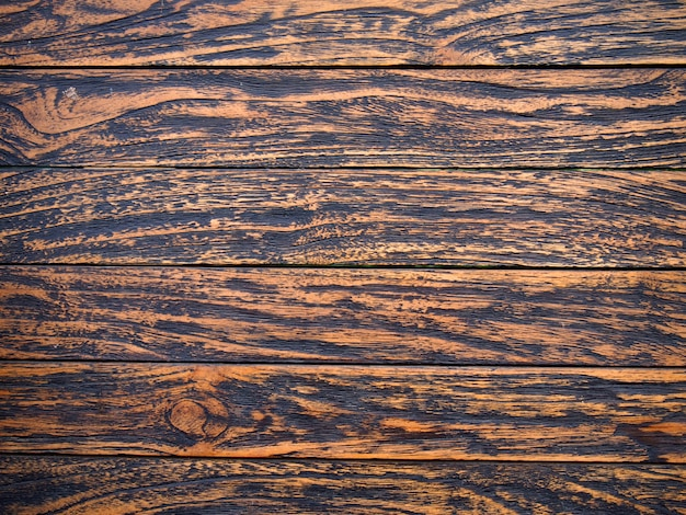 Brown old wood texture background Premium Photo