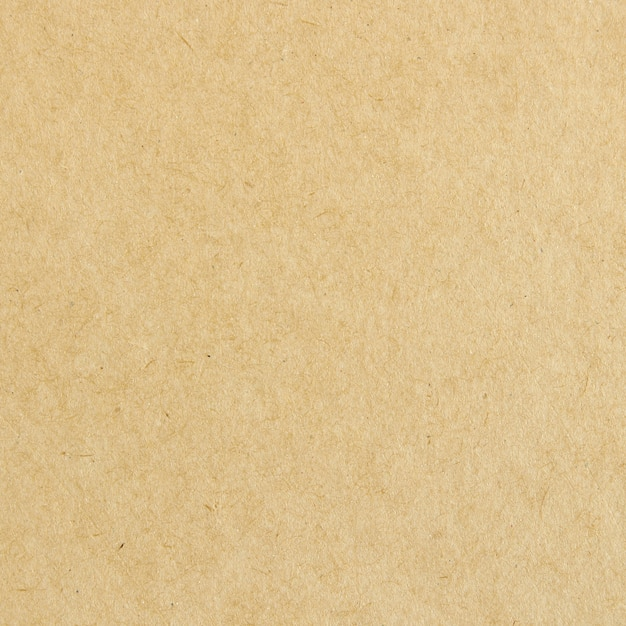 Brown paper texture for background Free Photo