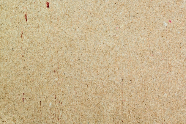 Brown recycled paper texture background Premium Photo