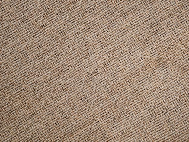 Текстура коричневой вретище для фона Premium Фотографии