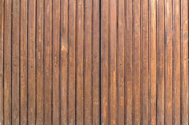 Коричневая деревянная предпосылка и текстура планки. Бесплатные Фотографии