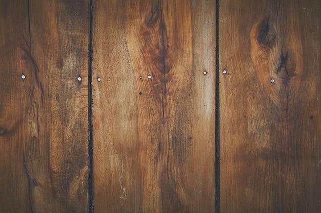 背景や壁紙の板の茶色の木の板 無料写真