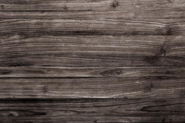 Brown wooden textured background Free Photo