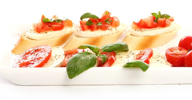 Bruschetta Free Photo
