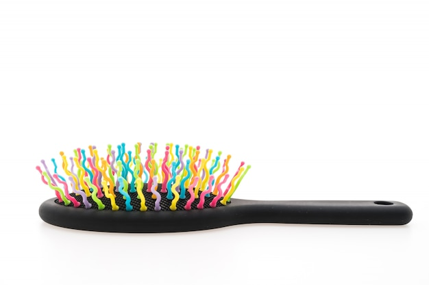 Brush hair colors Free Photo