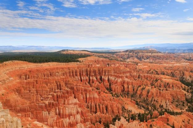 Национальный парк брайс-каньон, сша Premium Фотографии
