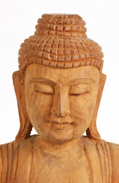 Фигура будды крупным планом Бесплатные Фотографии