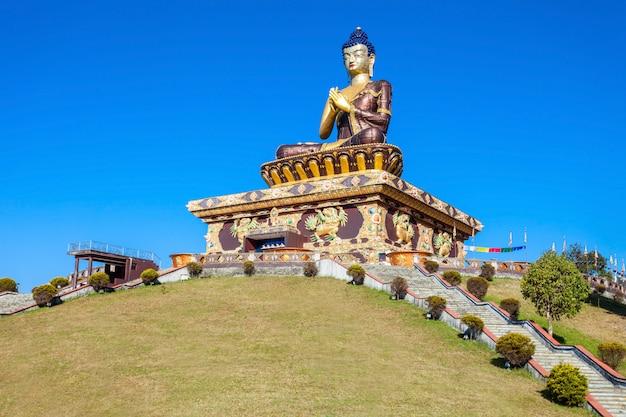 Buddha park, ravangla Premium Photo