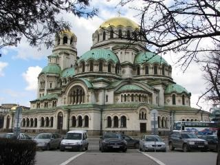 Bulgaria Sofia - Shurch Al.Nevski Free Photo