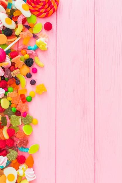 Букет вкусных конфет Бесплатные Фотографии