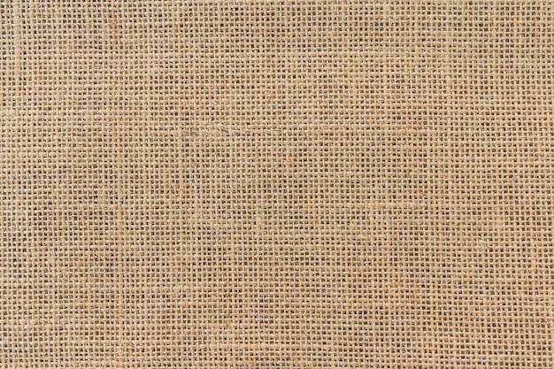 Burlap sack background and texture Premium Photo