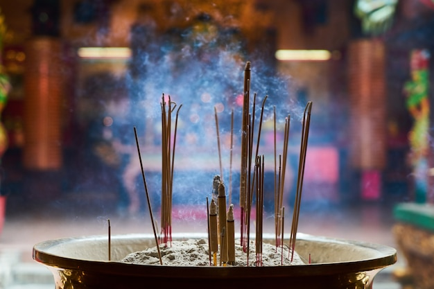 Burning Incense Photo Free Download
