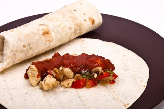 Burritos Premium Photo