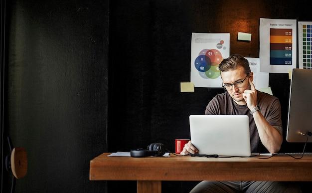 Концепция фирменной стратегии бизнес-современности Бесплатные Фотографии