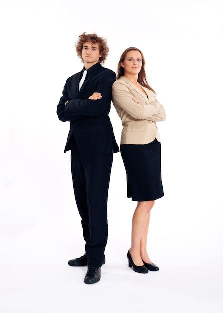 Business people Premium Photo