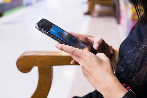 Business working with modern devices, digital computer and mobile phone Premium Photo