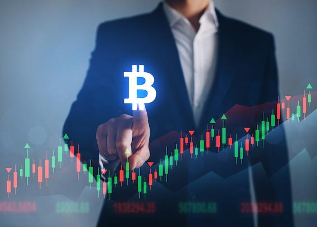 O mercado de criptomoedas apresenta grandes altas.