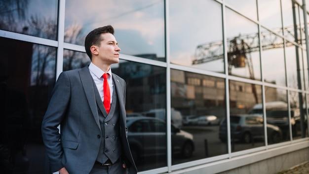 Businessman Free Photo