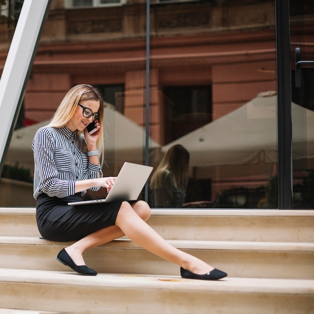 Businesswoman Free Photo