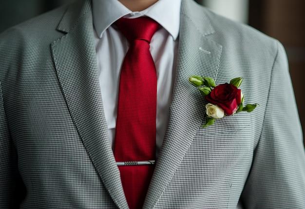 Butanerka groom. Premium Photo