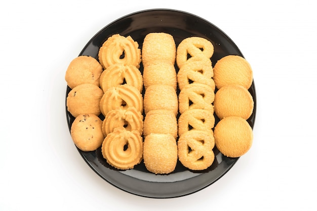 butter cookies Free Photo