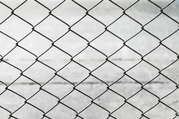Cage metal net Premium Photo