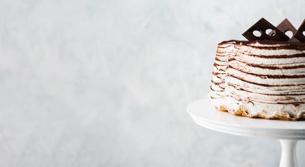 Рамка для торта с копией пространства Бесплатные Фотографии