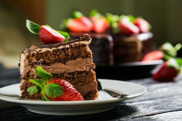 ケーキ Premium写真