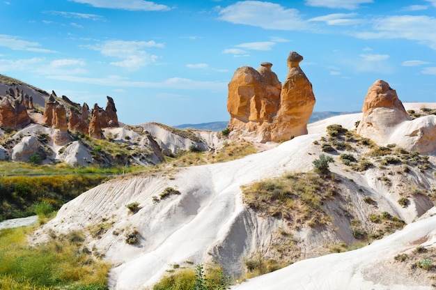 Camel rock, cappadocia, turkey Premium Photo