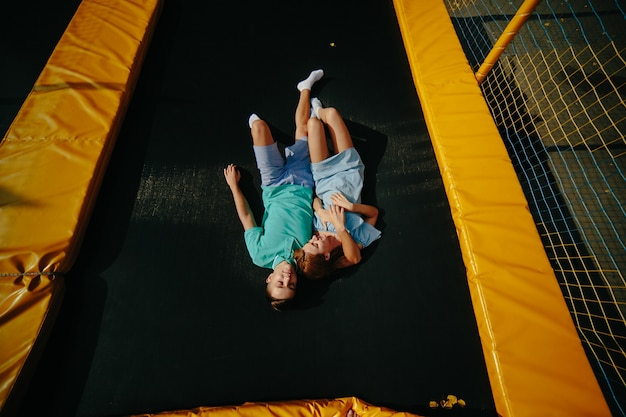 Camera lifestyle active trampoline green Free Photo