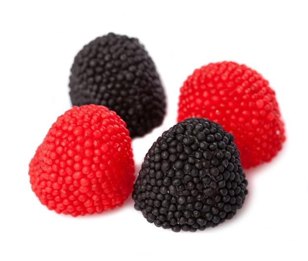 Candy raspberries Free Photo