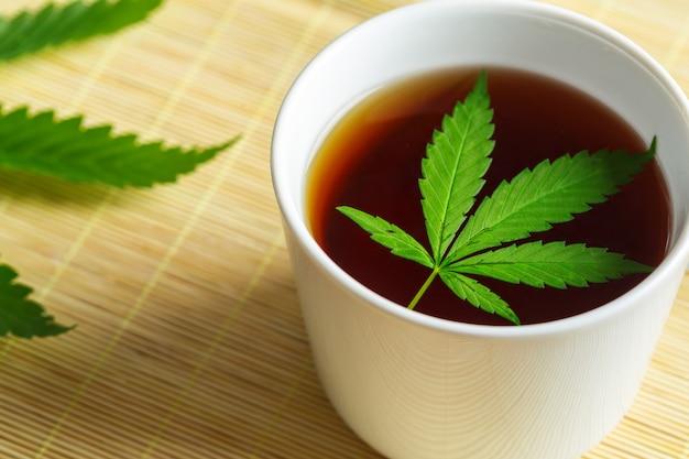 Чай с коноплей купит коноплю в нск