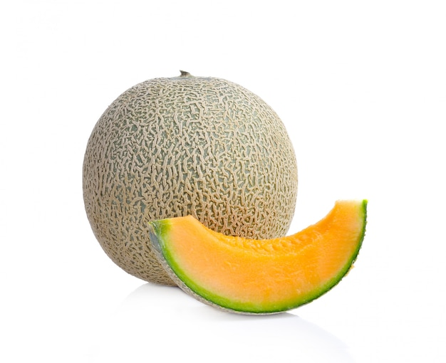 Cantaloupe melon Premium Photo
