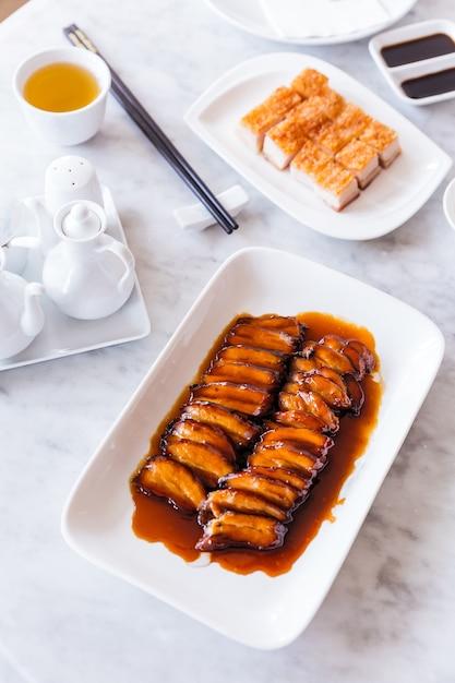 Cantonese bbq pork  Photo | Premium Download