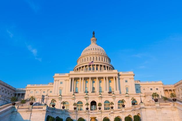 Capitol building washington dc us congress Premium Photo
