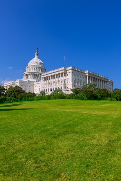 Capitol building washington dc usa congress Premium Photo