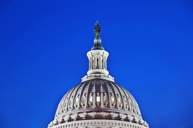 The capitol in washington, united states Premium Photo