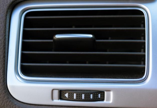 Car air conditioning Premium Photo