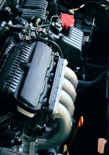 Car engine Free Photo