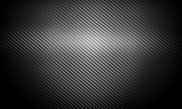Carbon fiber texture Premium Photo