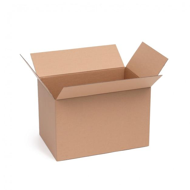 골판지 상자 무료 사진