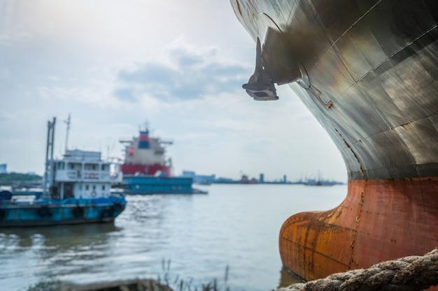 Грузовое контейнерное судно Бесплатные Фотографии